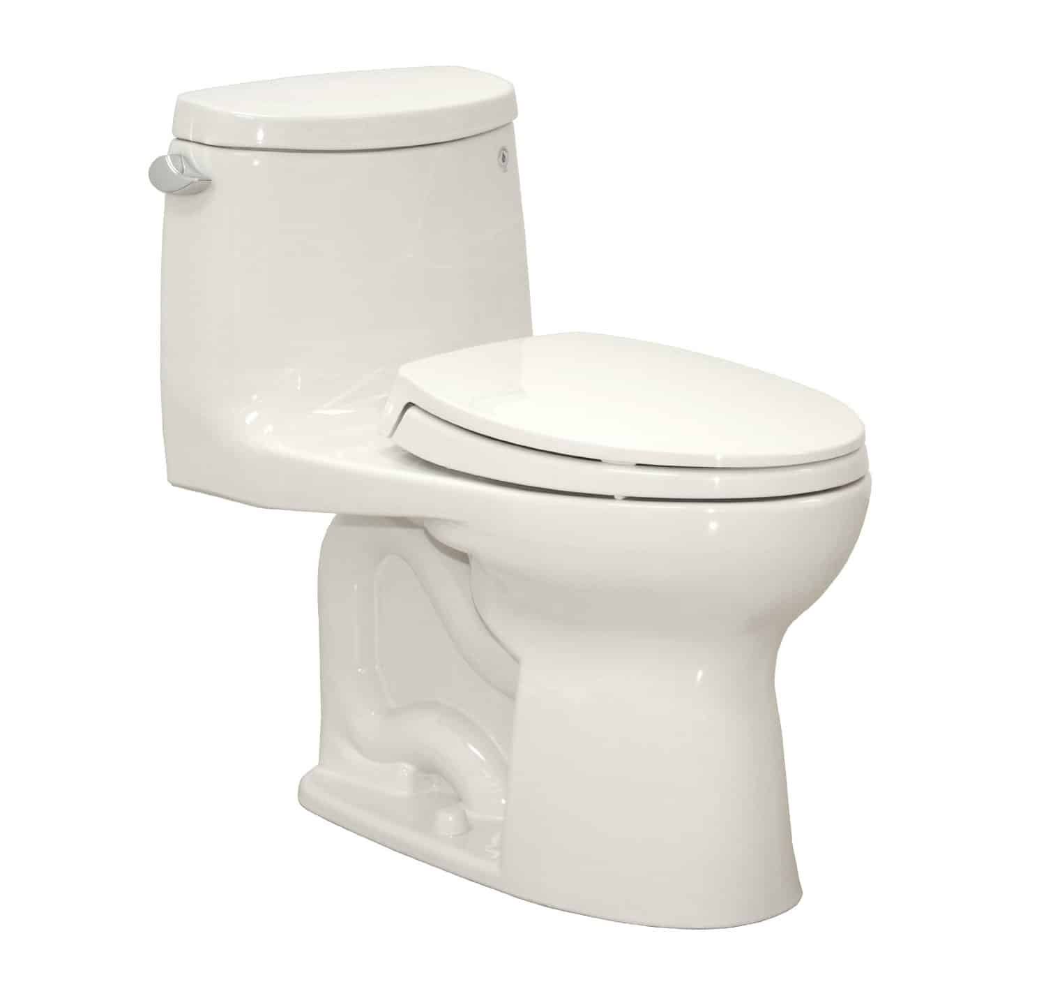 Best toilet on the market reviews - Toto Ms604114cefg 01 Double Cyclone Elongated One Piece Toilet Review