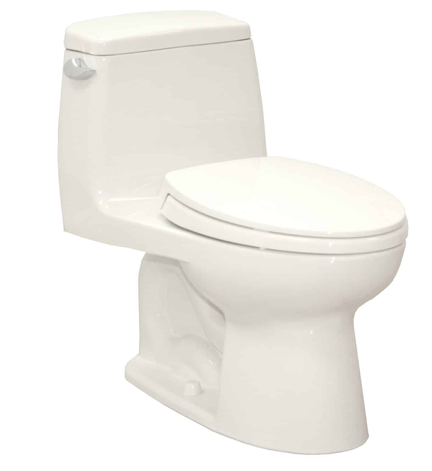 Best toilet on the market reviews - Toto Ms854114s 01 Ultramax Elongated One Piece Toilet Review