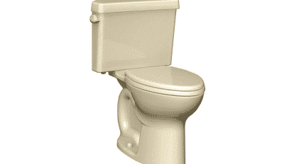 American Standard Cadet 3 Triangle Toilet – Bone Review