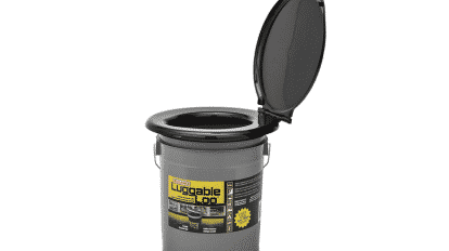 Reliance Products Luggable Loo Portable 5 Gallon Toilet Review