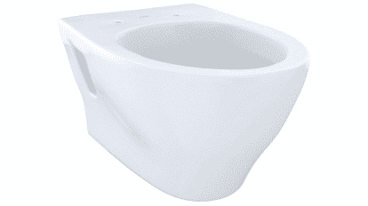 TOTO Aquia Wall-Hung Dual-Flush Toilet Review