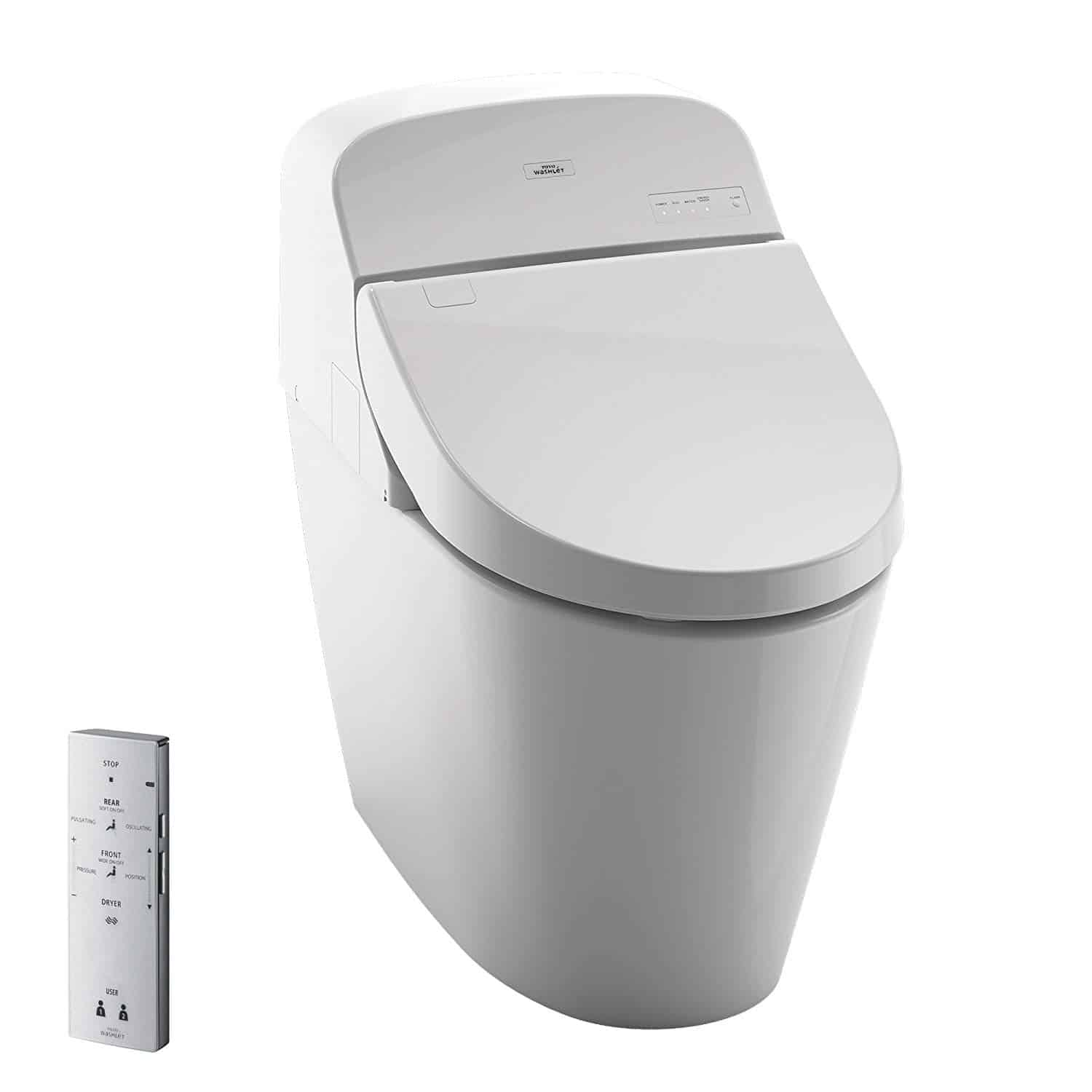 Toto Washlet G400 Integrated Toilet Review