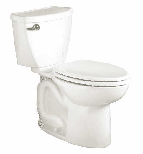 American Standard 270AB001.020 Cadet 3 Right Height Elongated Two-Piece Toilet