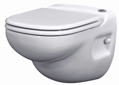 Saniflo 012 Sanistar Self Contained Wall-Hung Toilet