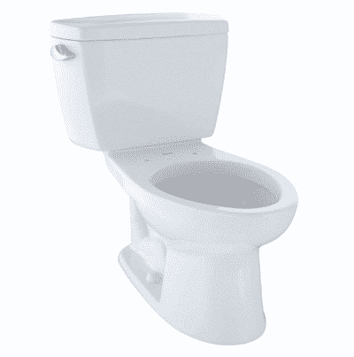 TOTO Drake Two-Piece Comfort Height ADA Toilet