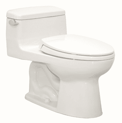 Toto MS864114#01 Supreme Elongated One-Piece Toilet