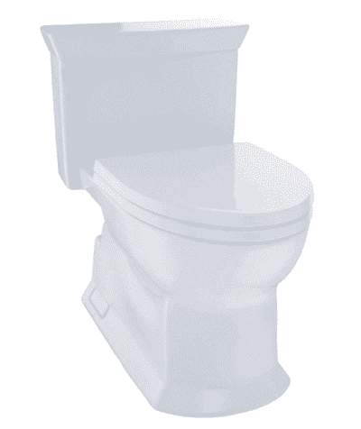 Toto MS964214CEFG#01 Eco Soiree Elongated One-Piece Toilet
